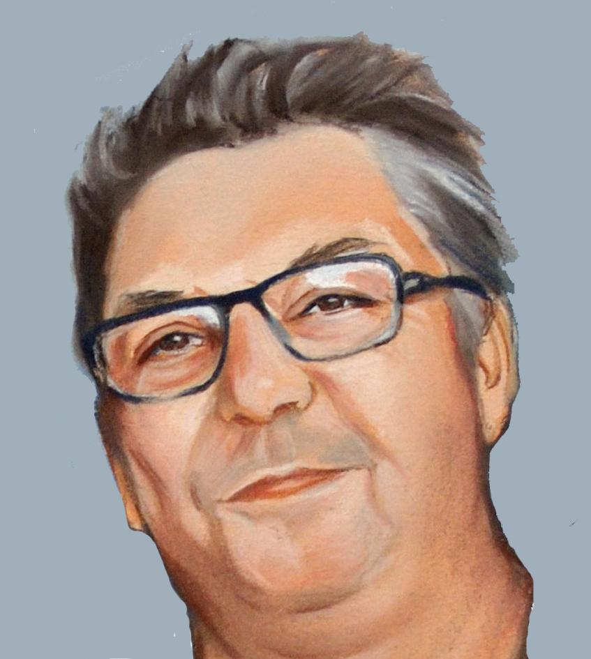 Michel was born in 1957 at Paris.