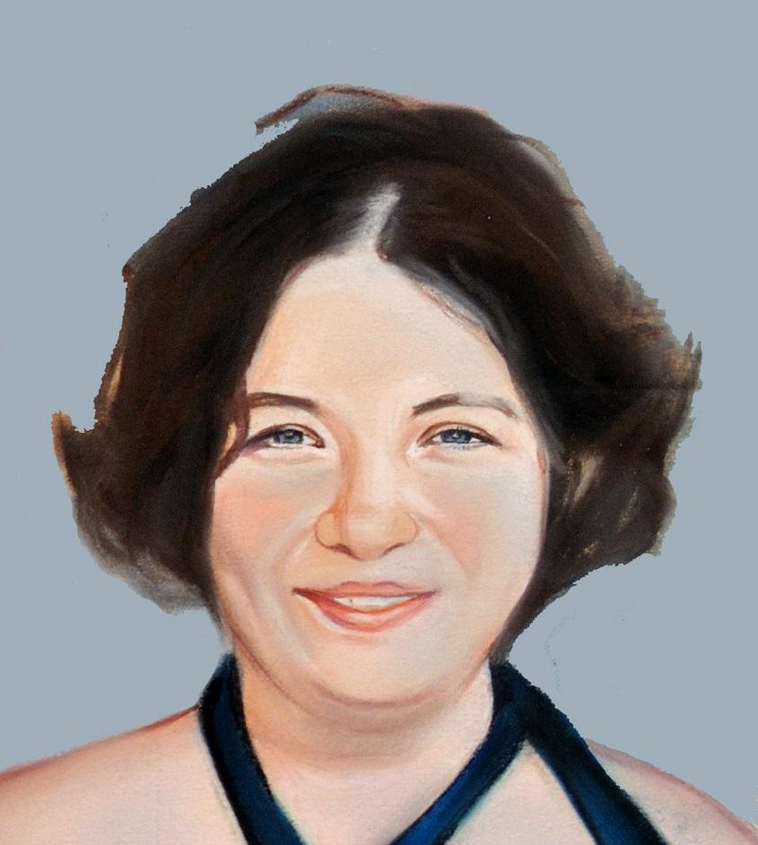 Aurore est née en 1999 à Clermont-Ferrand.